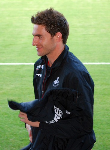 Angel Rangel, Neath v Swansea City (20.07.09)