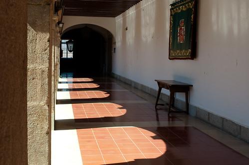 Patio Santo Tomás de Villanueva (I)