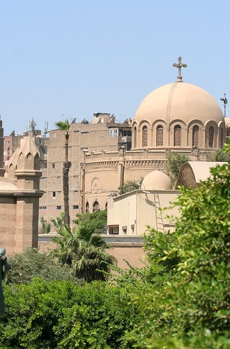 In and around the Coptic Museum, Cairo Egypt 9/25/2009
