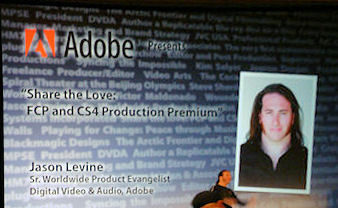 ADOBE at FCPUG Supermeet