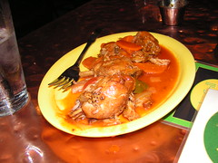 Ja' Grill - Stew Chicken