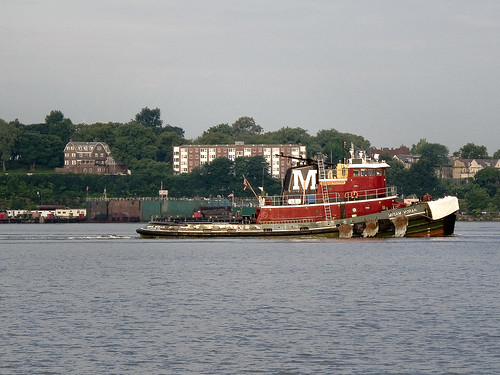 Tugboat Miriam Moran by you.