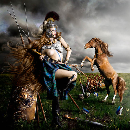 Boudica – The Celtic Queen