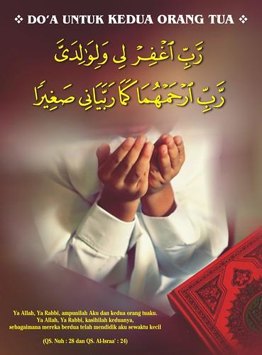 DOA UNTUK KEDUA ORANG TUA TERCINTA by ahmadfajarqomarudin.