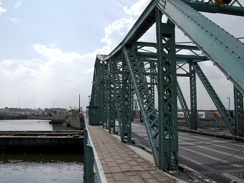 Grand Street Bridge, Queens side by you.