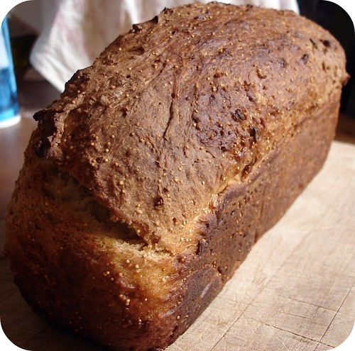 Multigrain Bread Extraordinaire (Vegan)