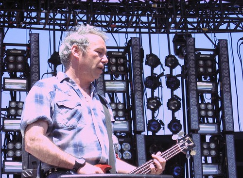 Mike Watt, Sasquatch Festival, May 24, 2009