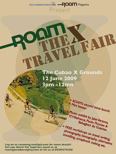Roam Magazines ROAM THE X