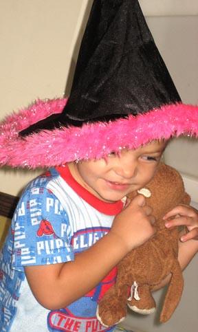 Witchy Jayden