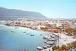 Hersonisos harbour