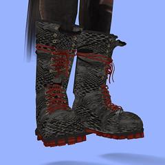 TomCattitude Boots