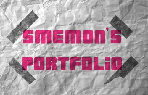 smemon portfolio page