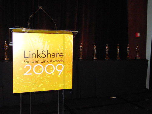 LinkShare Golden Link Awards 2009