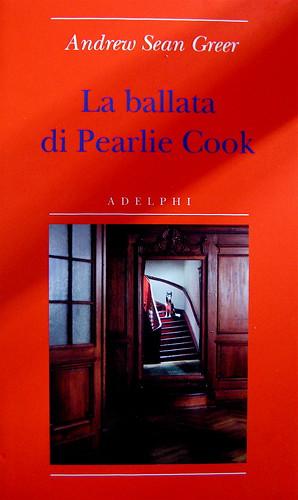 Andrew Sean Greer, La ballata di Pearlie Cook, alla copertina: Hotel Vacation 5, di Bianca Brunner (part.)