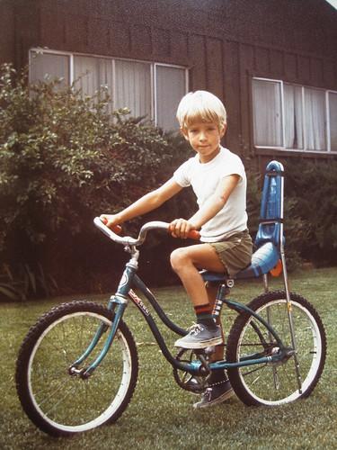 My First Bike!  1977?