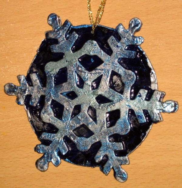 Altered Snowflake Cd