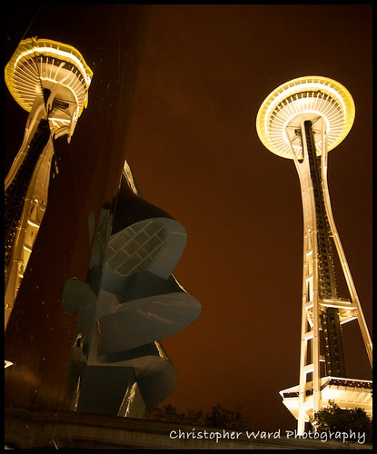 Space Needle Double