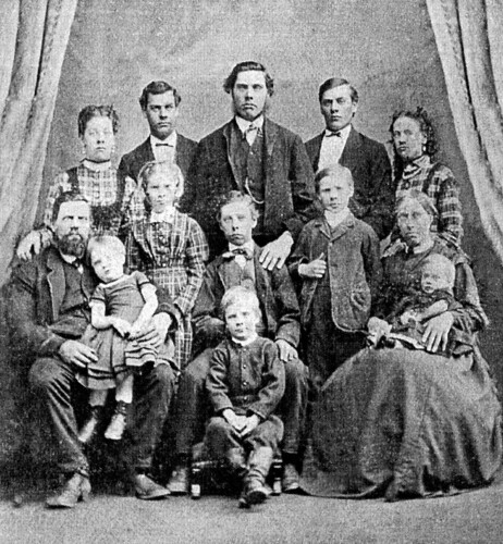 The Henry Tufford Family by you.