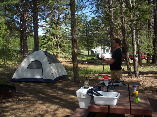 Lower Little Truckee State Campgroung