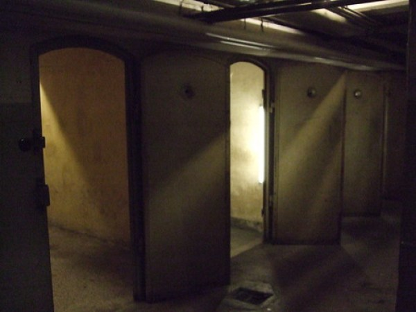 Gestapo cells, Cologne