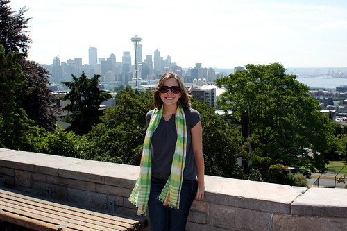 The always popular, Kerry Park
