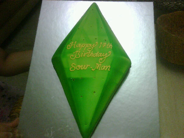 Now you can have your plumbob and eat it too | Beyond Sims