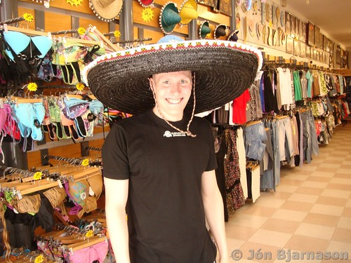 Siesta Time a la Sombrero