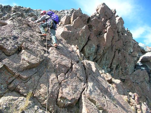 Ultimi passi sulla Cresta Accademica