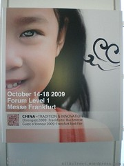 Frankfurter Buchmesse 2009 - Ehrengast China 02