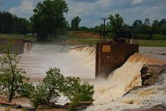 Neal Shoals Dam
