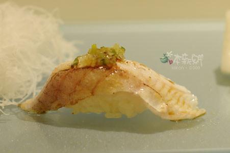 北海道花魚握壽司