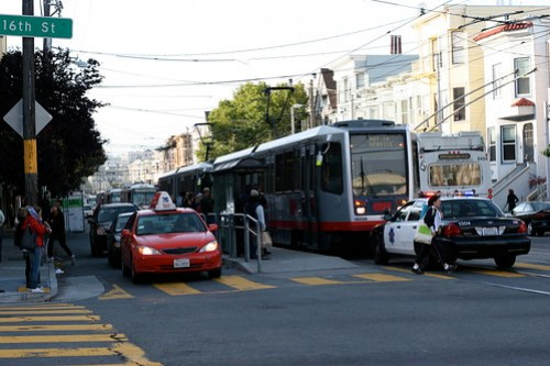 Muni incident