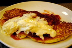 Buttermilk Pancakes - Permanent Brunch