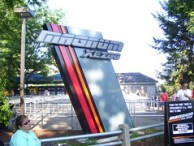 Cedar Point - Magnum XL 200 Sign