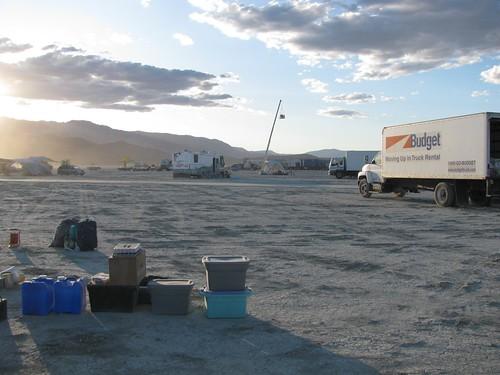 Pre Gate Open @ Burning Man