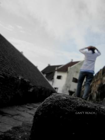 can't reach