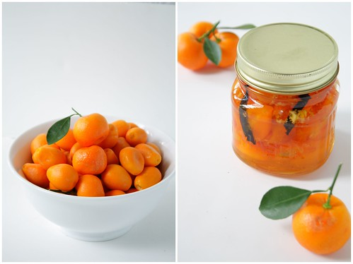 Kumquats fresh and candied