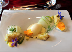 13th Course: a sweet expression of 'ORION' FENNEL