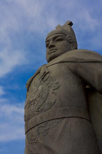 El almirante Zheng He