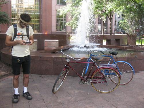 new/old bikes