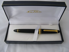 Sailor 1911 Standard Size Medium capped (by andrea=netnemo)