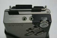 sony walkman - top shot (by kapil_b)