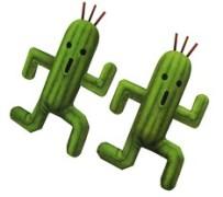 Pareja de Cactilios