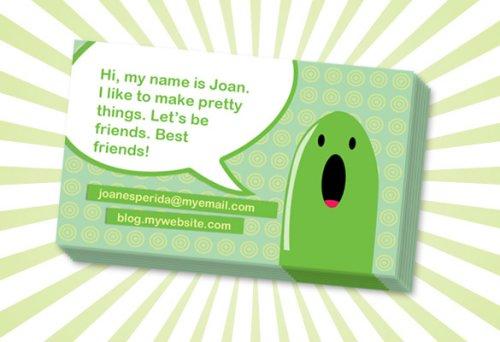 tarjetas de presentacion
