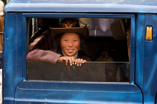 Litang County is well know for its Tibetan cowboys, and cowgirls.