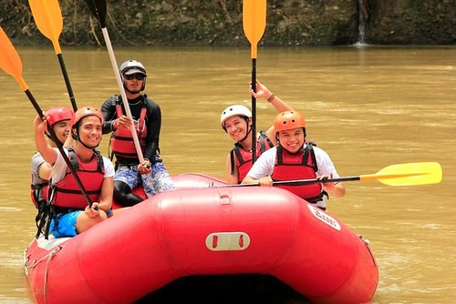 Davao Water Rafting