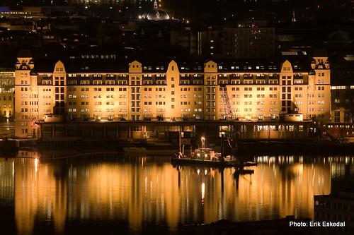 City of lights Havnelageret