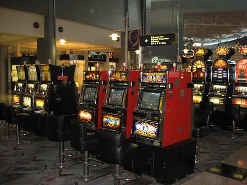 Airport Machines!