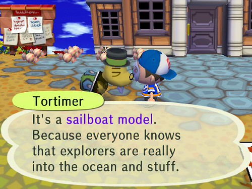 Explorers Love the Sea