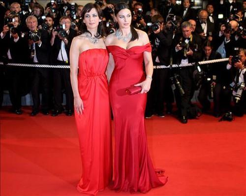13-Mónica Bellucci y Sophie Marceau por ti.